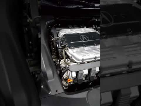 Acura TSX V6 timing belt replacement in Philadelphia, PA - YouTube