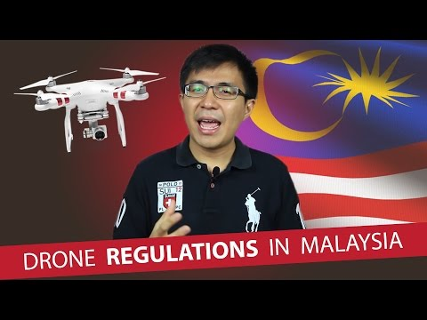 Drone Rules & Regulations in Malaysia - DCA