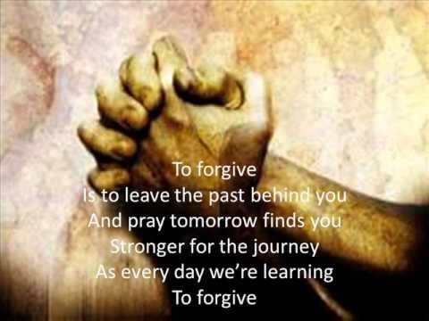 To Forgive by Al Denson