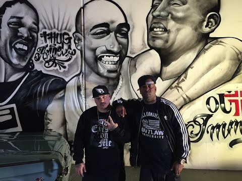 Picture Us Rollin' - Young Ridah - Feat. Young Noble of The Outlawz