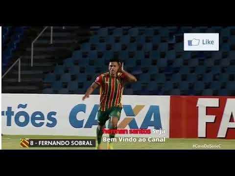 Sampaio Corrêa 2 x 0 Fortaleza - Campeonato Brasileiro Série C 2017