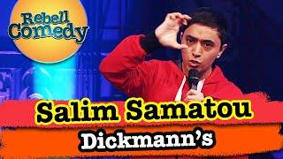 Salim Samatou – Das Missverständnis mit den Dickmann's