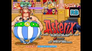 1992 [60fps] Asterix Speedrun Obelix Hardest ALL