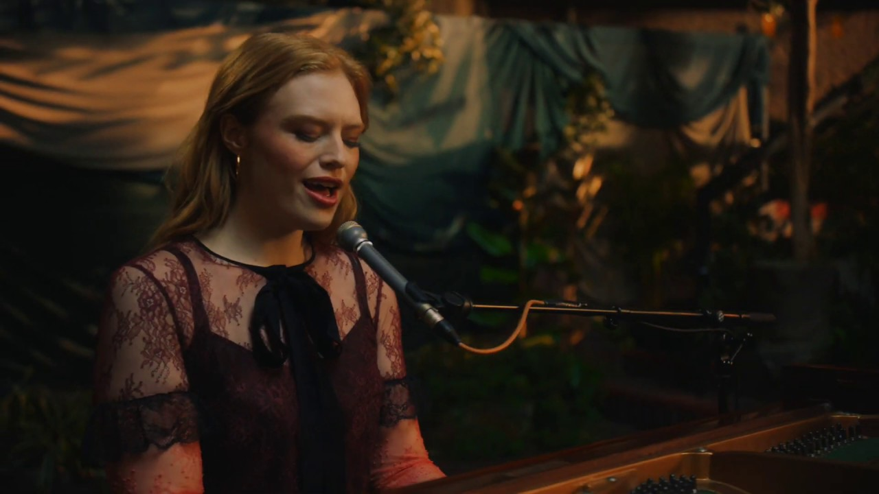 Freya Ridings Castles Live At The Barbican