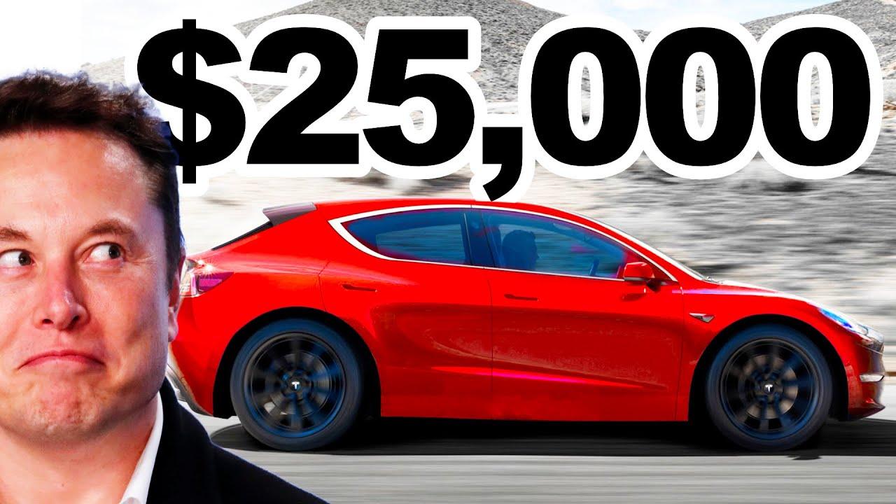 Tesla Model 2 in 2021?