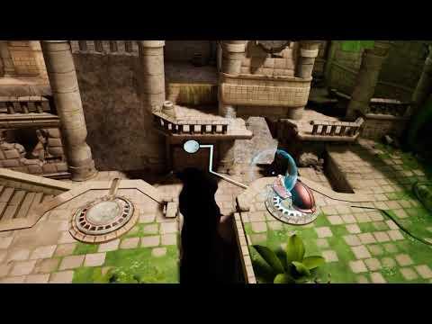 Moss VR Walkthrough - The Mira Temple Chapter 3 Gameplay Trailer (Oculus, HTC Vive)