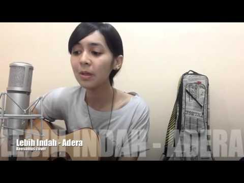 Cewek Thailand Nyanyi Lagu Adera   Lebih Indah