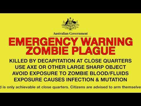 The Final Minutes Australia: ZOMBIE PLAGUE - Part Two Transformation & Descent