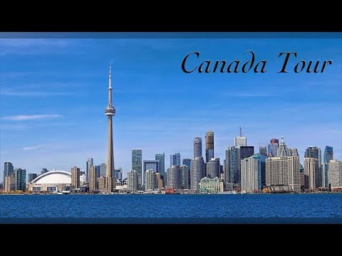 Best Places To Visit In Canada/ Toronto/Niagara Falls-Ontario ,Canada 4k
