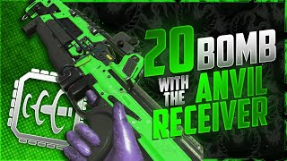 20 KILLS with the NEW Anvil Receiver! | sYnceDez