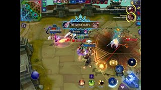 Quick Game Hanabi Legendary - Mobile Legends