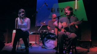 """""""Don't Leave Me"""" by Isthmus and the Lisps at The Elevens, Northampton, MA 7/6/10"""