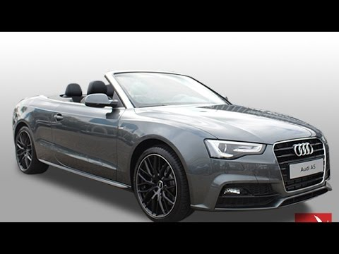 audi a5 cabriolet sport edition cabriolet 1 8tfsi 177pk. Black Bedroom Furniture Sets. Home Design Ideas