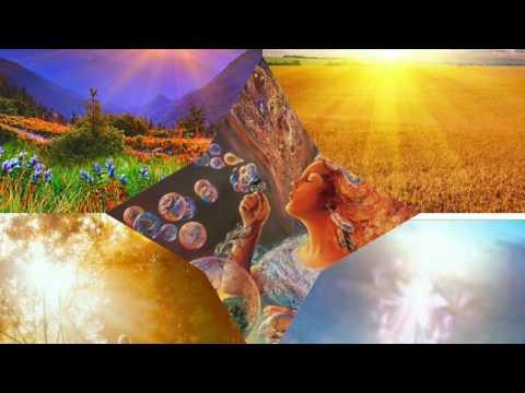 Смотреть клип Рассвет новой земли. Славянская музыка. Чистая роса онлайн бесплатно в качестве