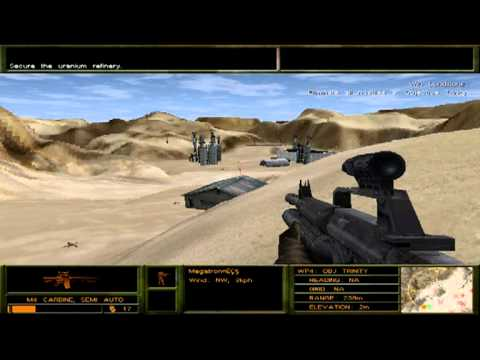 Delta Force 2 PC Mission Hourglass | Doovi