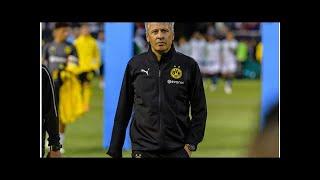 Borussia Dortmund: Lucien Favre zieht kritische Zwischenbilanz nach Trainingslager