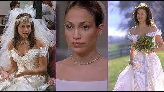 Самые запоминающиеся свадебные платья из любимого кино