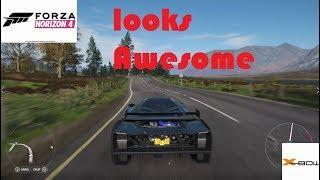 Forza Horizon 4-KTM X BOW (2018) Gameplay