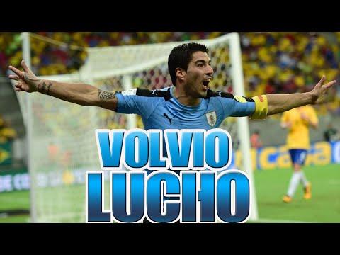 El regreso de Luis Suarez con Uruguay   Eliminatorias Rusia 2018 25/3/2016