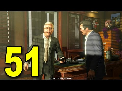 Grand Theft Auto V First Person - Part 51 - Associate Producer (GTA Walkthrough)