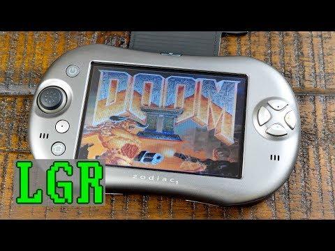 Tapwave Zodiac: The Failed 2003 Gaming PDA