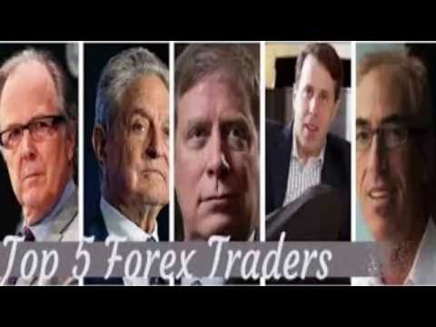 Best Forex Traders in The World