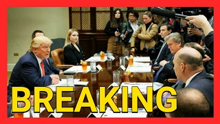 BREAKING: TRUMP JUST CALLED AN UNPRECEDENTED EMERGENCY SENATE MEETING AT THE WHITE HOUSE