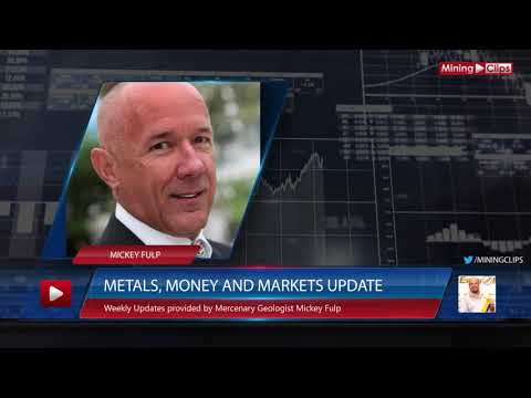Metals, Mining & Markets Update for November 17, 2017