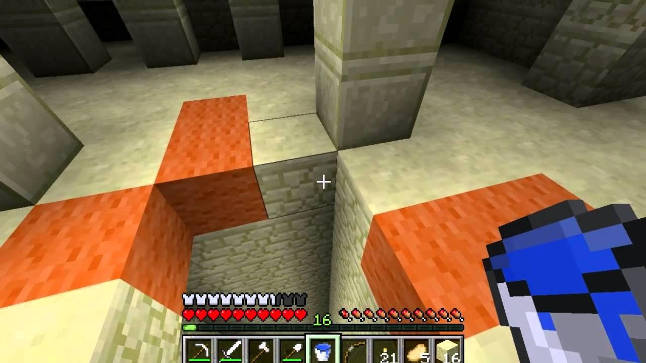 Desert pyramid – Official Minecraft Wiki