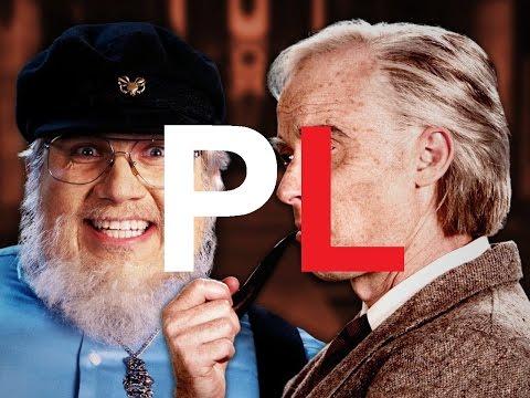 [PL] J. R. R. Tolkien vs George R. R. Martin. Epic Rap Battles of History Sezon 5.