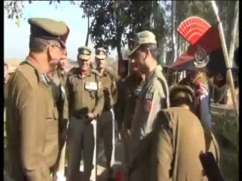 Sweets Exchange Between India and Pakistan Army on 26 January