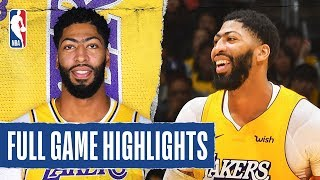 WIZARDS at LAKERS | FULL GAME HIGHLIGHTS | November 29, 2019