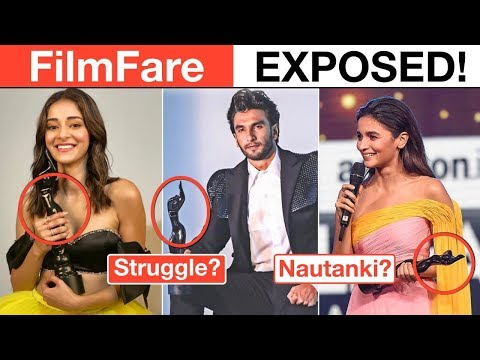 Filmfare Awards 2020 Exposed | Deeksha Sharma