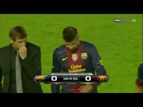 Barcelona Vs Manchester United 0-0 | Full Match ||HD||