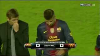 Pre season barcelona vs manchester united   full match 08.08.2012
