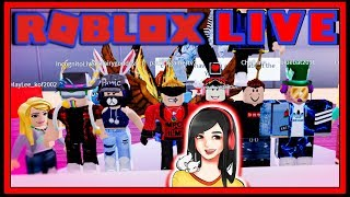 Roblox Live Stream Any Games - giveaway - GameDay Friday 165 - AM