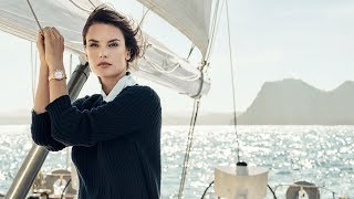 Alessandra Ambrosio and the OMEGA Seamaster Aqua Terra