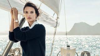 Alessandra Ambrosio and the OMEGA Seamaster Aqua Terra