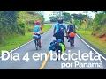 Un día en bajada. Llegamos a Chiriquí. Panamá en Bicicleta Día 4
