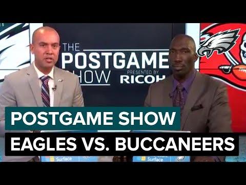 Philadelphia Eagles vs. Tampa Bay Buccaneers Postgame Show | 2018 Week 2