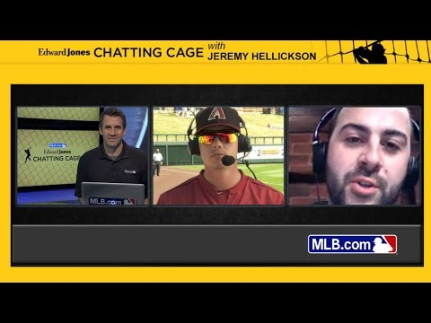 Chatting Cage: Hellickson answers fans' questions