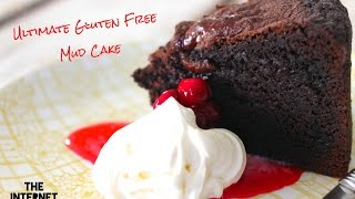 The Ultimate Gluten Free Mud Cake