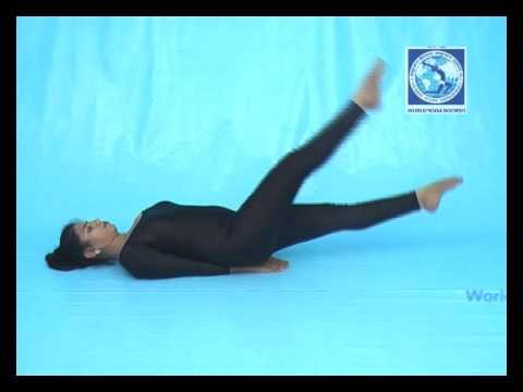 online yoga classes leg crossing  youtube