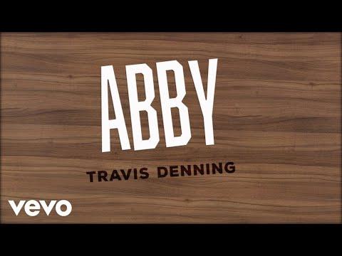 Travis Denning - ABBY (Official Lyric Video)