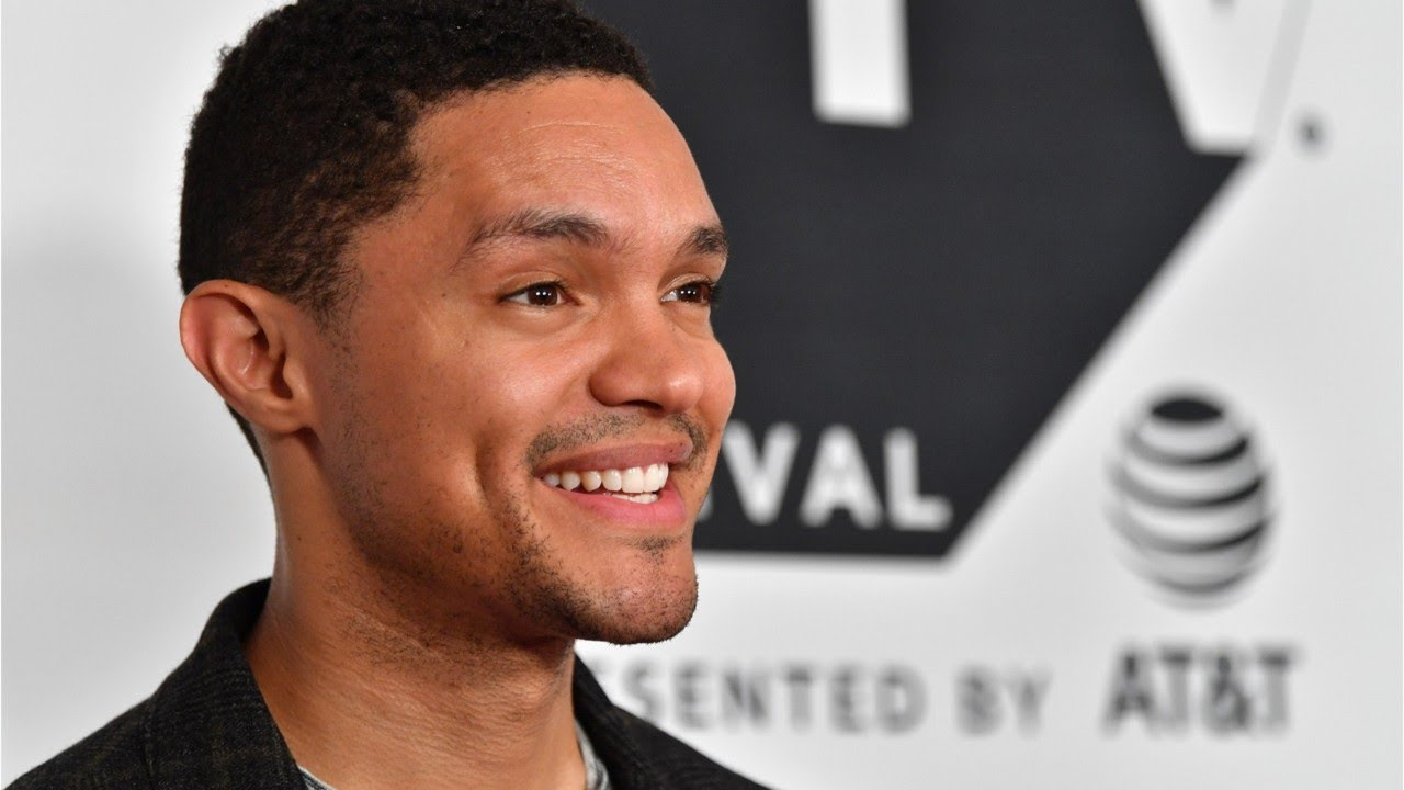 Trevor Noah and his girlfriend on vacation, again, this time in Bali