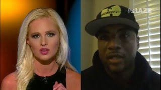 Tomi Lahren & Charlamagne Tha God go head-to-head over the Black Panthers and Beyonce Bowl