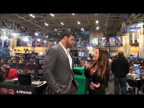 Shawne Merriman on the Chargers, Junior Seau, his own football future and SB