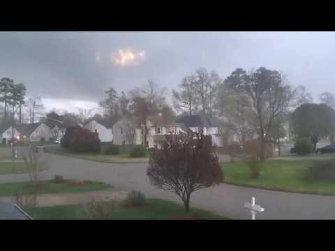 Virginia Beach Tornado 3 31 2017