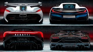 12 Newest Best Supercars 2019-2021