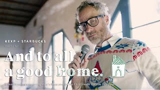 Matt Berninger - Performance & Interview (And To All A Good Home)